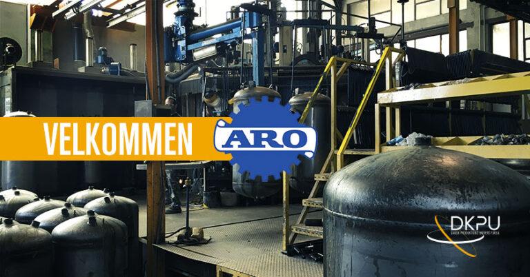 Billede af ARO produktion