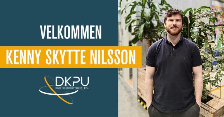 Velkommen Kenny Skytte Nilsson