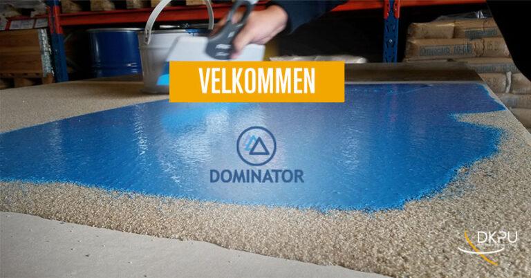 Dominator - Bronze medlem hos DKPU