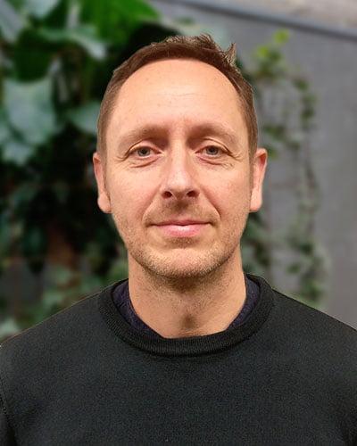 billede af Frank Løssl Poulsen - associeret seniorrådgiver hos DKPU