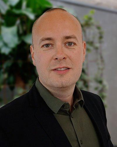 billede af Thomas Hjort - associeret seniorrådgiver hos DKPU