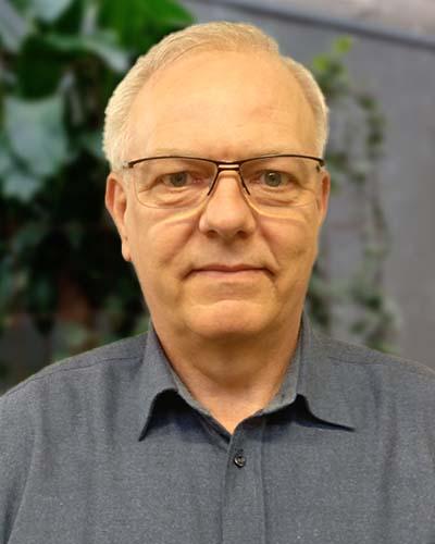 billede af Niels Krogsgaard Otten - associeret seniorrådgiver hos DKPU